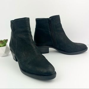 Eric Michael Soft Leather Booties Sz. 39